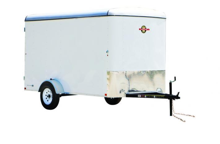 5x8 CG Cargo Trailer