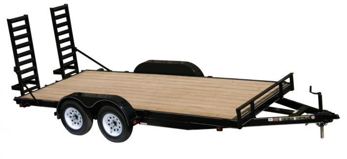 Carry-On All Purpose Equipment Trailer