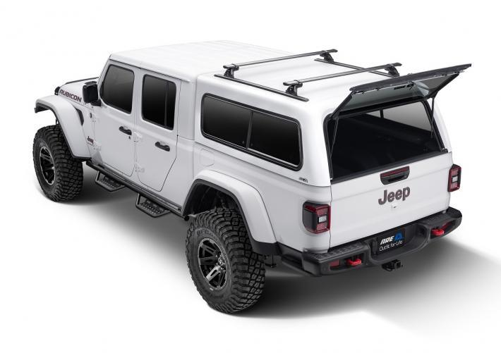 A.R.E CX on Jeep Gladiator