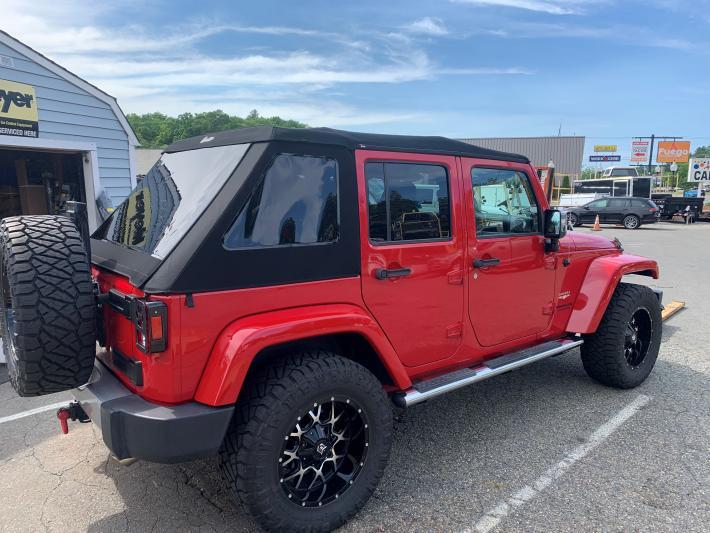 Bestop Soft Jeep Top