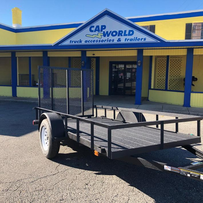 Bullet Spray on Liners, Trailers, Cap World, Spray on Trailer Liner