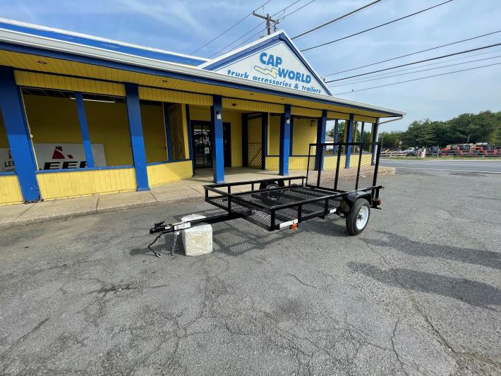 5X8 Carry-On Utility Trailer