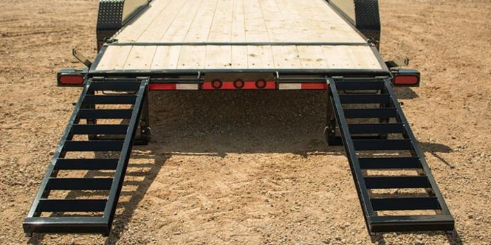 7x22 Load Trail Equipment Trailer (14k)
