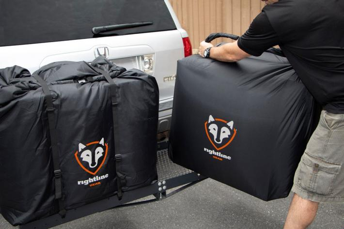Rightline Hitch Rack Dry Bags