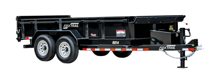 Fox Trail Dump Trailer