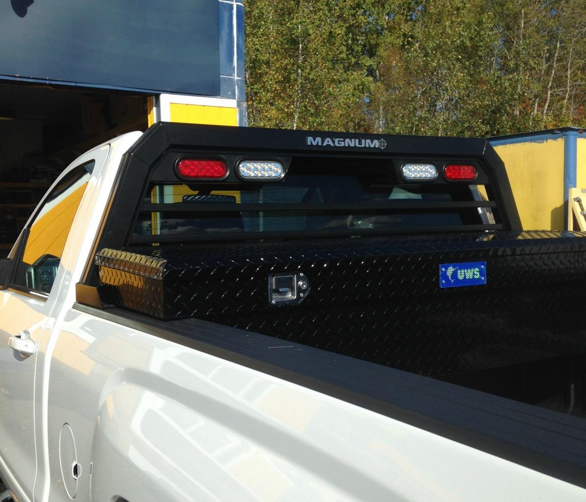 Cab Guards Cap World