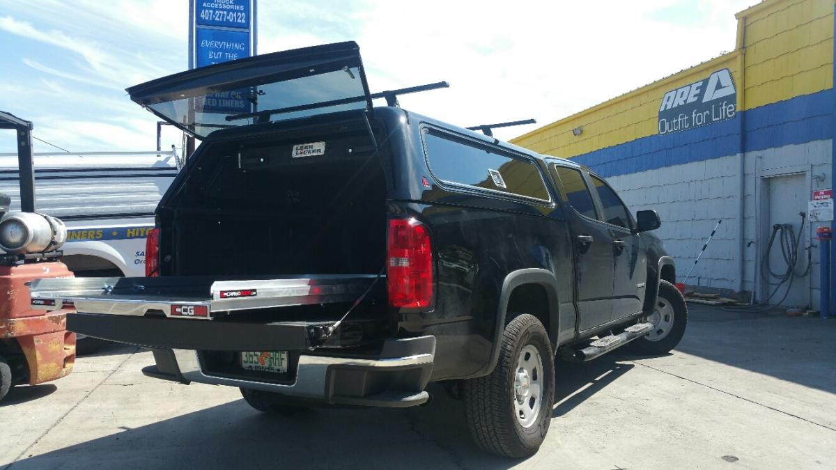 pickup truck caps prices