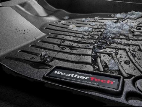 Weathertech digital floorliner