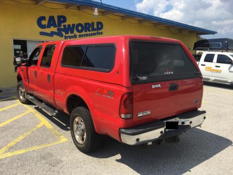 Leer Fiberglass Truck Caps Cap World