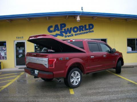 Leer Tonneau Truck Covers Cap World