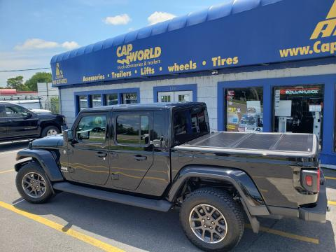 BAKFlip G2 On Jeep Gladiator