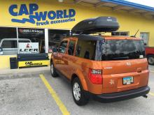Thule Rack and Carrier, Cap World
