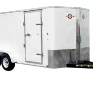 Cap World, Construction Trailers, trailer, Carry- On Trailer, Car Mate trailer