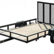 Utility Trailer, Cap World, Carry-On Utility Trailers , Open Trailer, Car Mate Utility trailer, trailers, utility